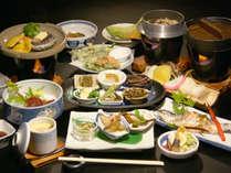 【じゃらん春SALE】贅沢食材!和牛ステーキとあわびの陶板焼きを堪能とわだこ遊月贅沢