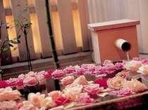 寒河江の格安ホテルホテルシンフォニーアネックス 貸切バラ風呂