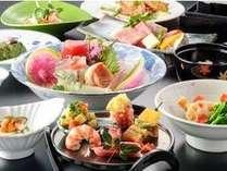 泉質が自慢の温泉と旬のお料理1泊2食付≪和みプラン≫
