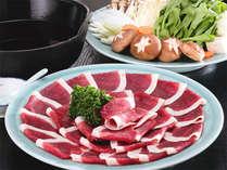 【冬季限定】秘伝の味噌で頂く☆≪猪鍋プラン≫☆