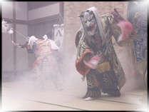 【1月2月◆毎週土曜◆『神楽』鑑賞特典付】迫力!日本の伝統芸能を楽しむ◆1泊2食付プラン