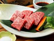 【秋のグルメプラン♪】~ご当地牛ステーキ付~