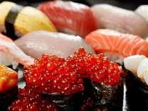 「豪華寿司食べ放題」プラン