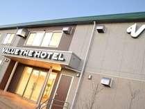 外観①夕暮れの映るホテルの入り口 今日1日ご苦労様です♪アクセス:常磐自動車道「広野IC」より3分