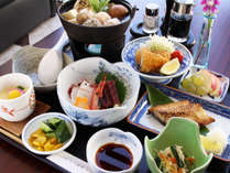 *ビジネスプラン夕食一例/手頃楽しみたい方にお勧め!海の幸を中心にボリュームたっぷりです♪