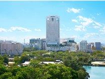 【外観】広島の中心、紙屋町・基町エリア。観光にもビジネスにも便利。
