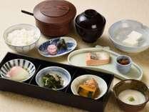 和朝食 日本料理なにわ