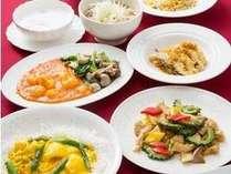 中国料理 龍鳳「22周年記念ディナー」料理イメージ