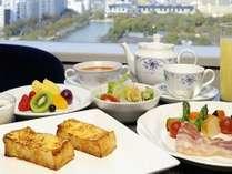 ルームサービス朝食(洋食)イメージ