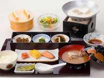日本料理なにわ「和朝食」献立をリニューアルいたしました。