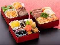 【元旦限定】おせち朝食イメージ