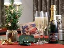 【プレシャスクリスマス】エグゼクティブステイ★リーガトップでカクテルを♪