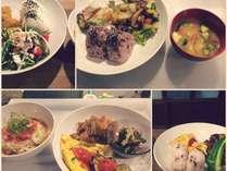 男女混合ドミトリー【飛鳥の野菜たっぷり食事つきプラン】