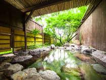 ◆大浴場露天風呂 男湯