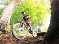 マウンテンバイク イメージ