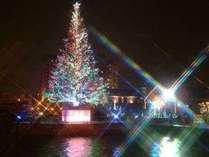 今年もクリスマスファンタジーが11/30~12/25迄開催中♪