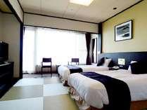 和室にベッド!和モダンに泊まる 7月4日・5日舞踊・歌謡ショー開催いたします!夏の想いでプラン