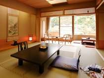 優しい雰囲気作りを大切にた11畳の和室