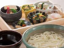 【料理】うどんセット