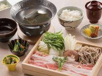 【料理】豚しゃぶしゃぶ