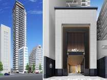 地下鉄御堂筋線「新大阪駅」南改札徒歩1分に地上32階天空のタワーホテル誕生