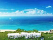 サンゴ礁のビーチを目の前に臨むホテル(外観イメージ)