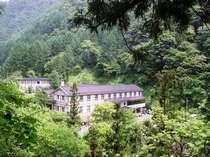 塩ノ沢温泉 国民宿舎 やまびこ荘