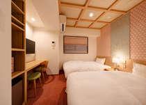 302号室 ツインルーム