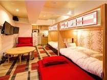 1101号室 最上階カラオケ付きパーティースイートルーム