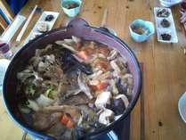 野沢温泉・秋~やっぱり食べなきゃ♪きのこ鍋
