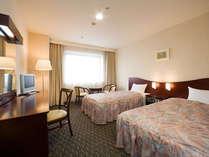 ホテル福島グリーンパレス『ツインルーム』