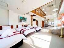 *お部屋一例メゾネット角部屋で日当たりも抜群です。