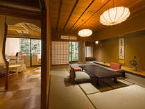 【迎賓館 西王母】迎賓館の中で最も瀟洒な佇まいを持つお部屋。