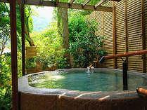 温泉、露天風呂 ※湯河原温泉のやわらかいお湯につつまれながら、ゆったりとした時間を感じれます