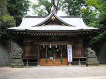 ■1300年の歴史がある、源頼朝も源平合戦前に戦勝祈願をした湯河原の五所神社