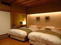 【和洋室】ベッドルームはどれも素敵な空間です