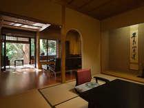 【露天風呂付和洋室 都鳥】1室のみのラグジュアリーなお部屋。ご予約はお早めに。