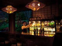 ■【バー酒中花】お食事の後に、しっとりとした空間で二人の時間をお過ごしください