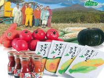 ■北海道 北湯沢の畑で育った、自然の恵みが詰まったギフトです。
