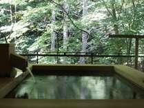 ■客室露天風呂の一例