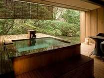 ■露天風呂付き客室一例
