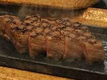 【特別料理】牛サーロインステーキ