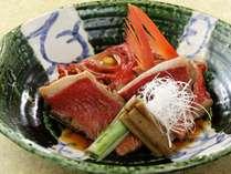 【特別料理】金目鯛煮付け