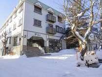 *[外観]白馬岩岳スノーフィールドのスキー&スノボ拠点に最適!