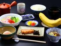 健康朝食で一日のエネルギーチャージ!