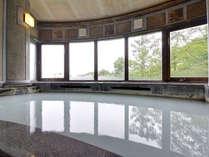 *お客様用大浴場/清潔感のある大浴場で、那須の硫黄泉を堪能!