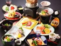 【肥後味プラン】熊本県産の食材を使った当館自信の料理をご賞味下さい
