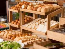 ★パンコーナー(和洋朝食バイキング)