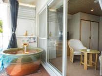 『和室』の露天風呂
