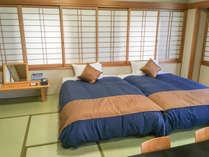 和室ツインベッド(ペット可)